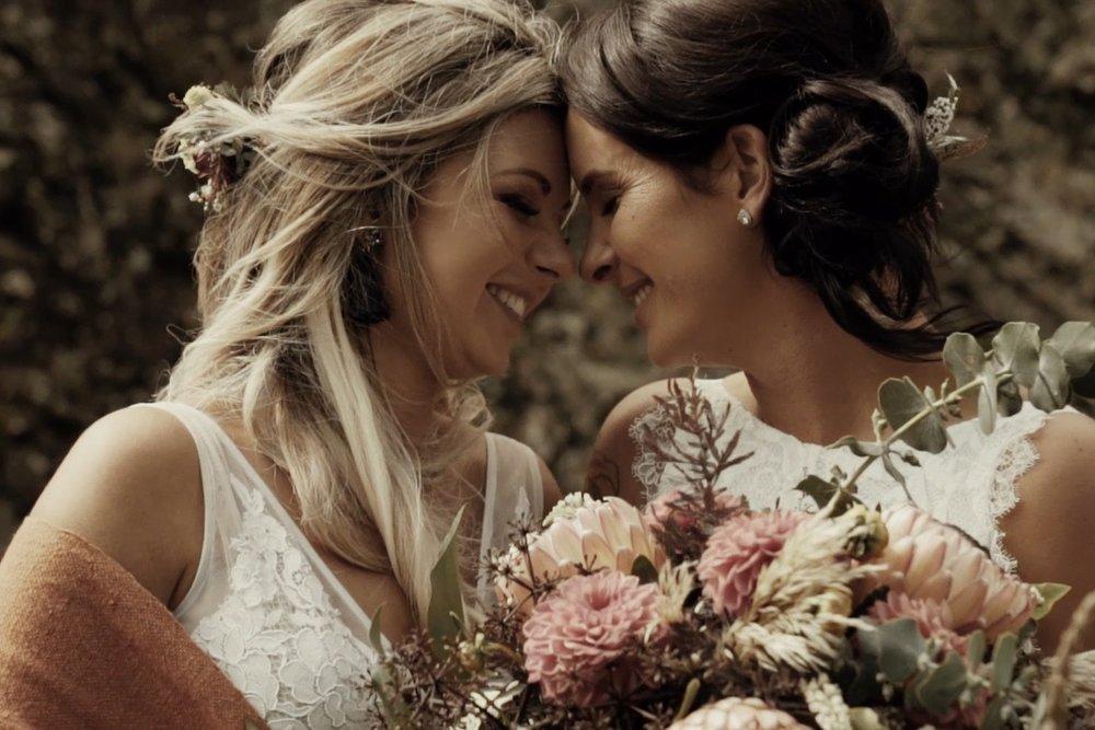 Mel & Sara - Wedding Highlights VideoCossars Wineshed, ChristchurchMarch 2018