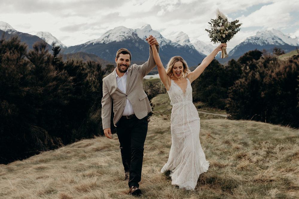 Joe & Ash - Glenorchy, New Zealand