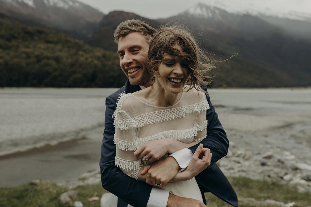 Laura & Michael - Elopement Highlights VideoWanaka, New ZealandOctober 2018