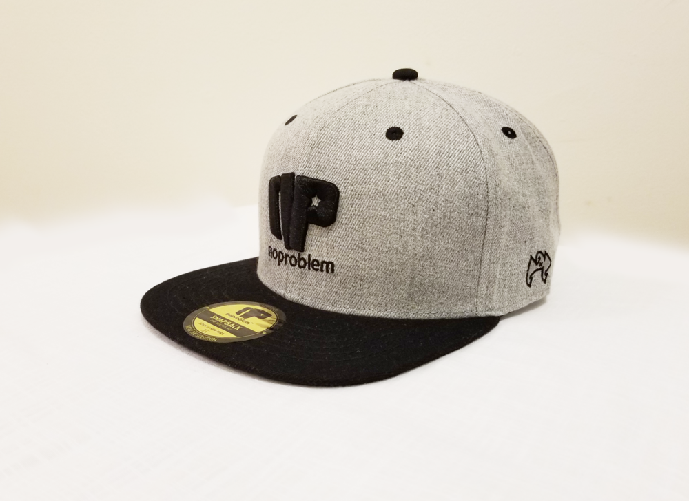 Noproblem-Caps-Grey&Black.png