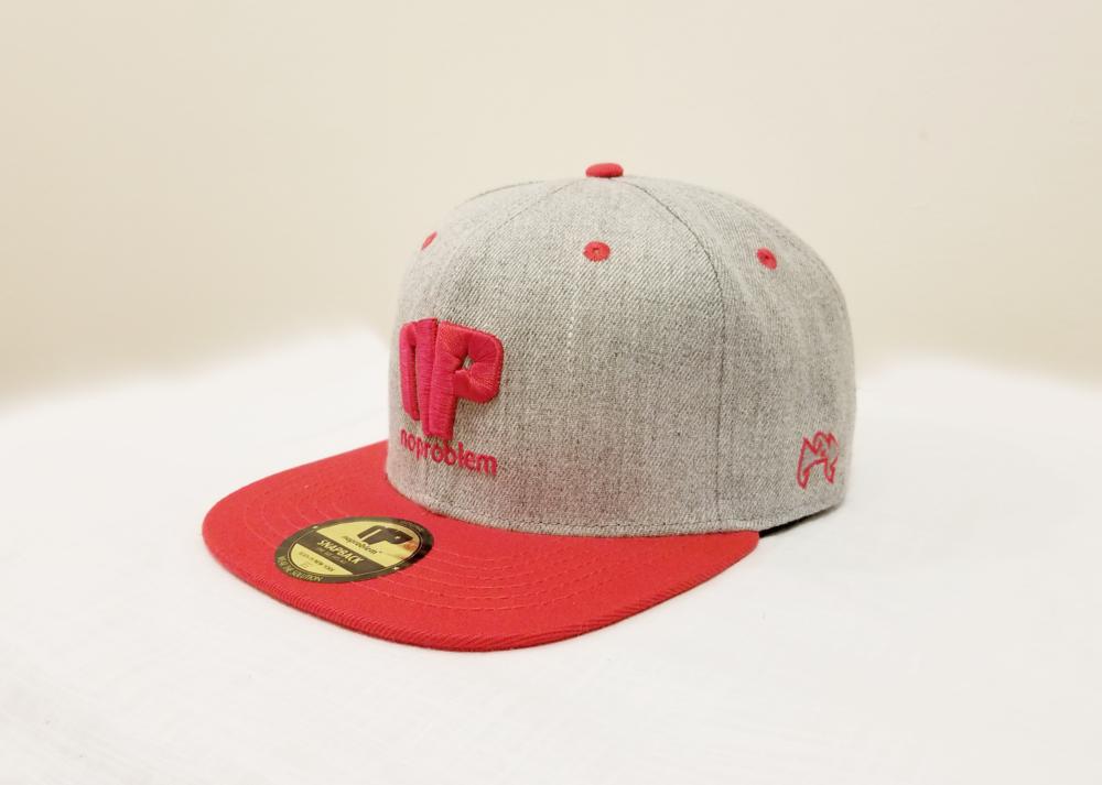 Noproblem-Caps-Grey&Red.png