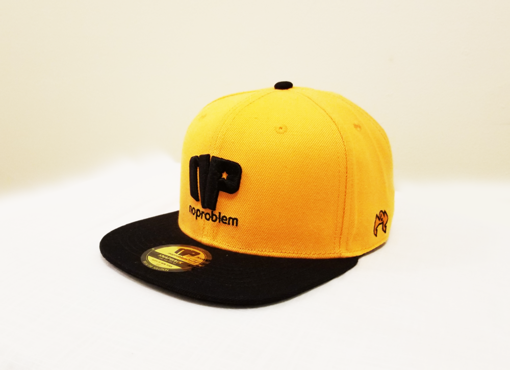 Noproblem-Caps-Yellow&Black2.png