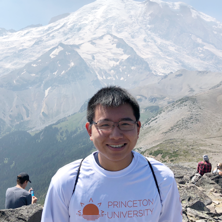 Roger Hou  (MAE '21) is the vice president of business development for the Princeton Rocketry Club. He will be co-leading this year's high-power rocketry team. He has worked on an acoustic telemetry system for tracking salmon and is interested in sensor development.