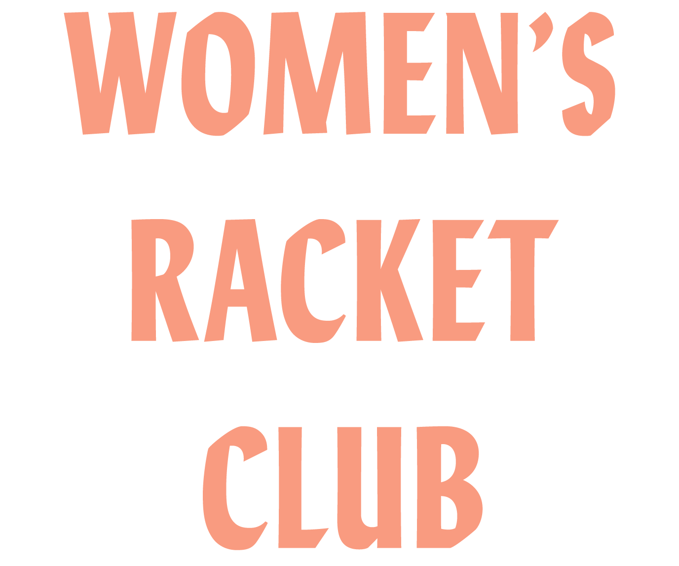 Women's Racket Club