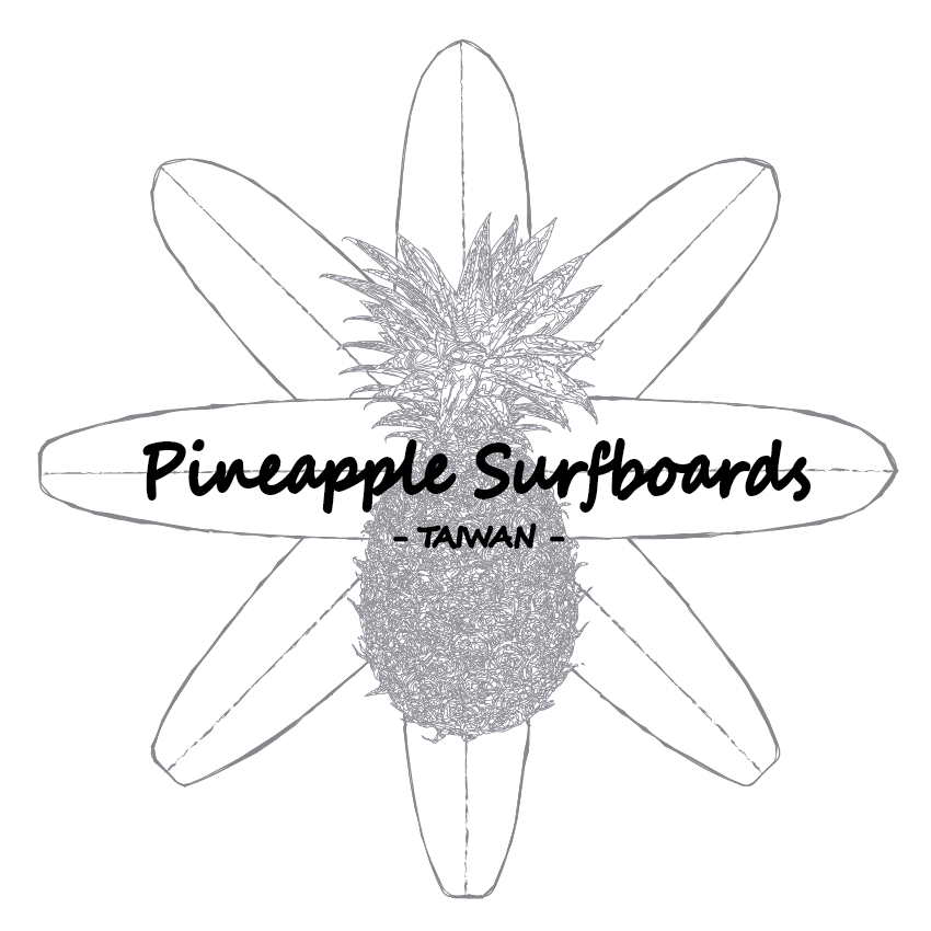 Pineapple Surfboards