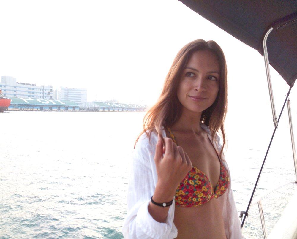 「人物專訪」- SURFACE BIKINI EILEEN