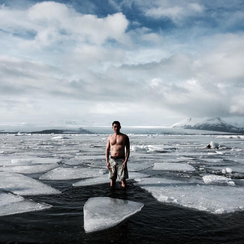 你有在很冷的地方衝過浪嗎? – 蔡君平