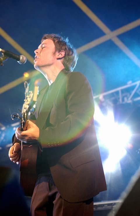 Mark Geary,Lisdoonvarna 2003, RDS, Dublin. Photo:Roger Woolman
