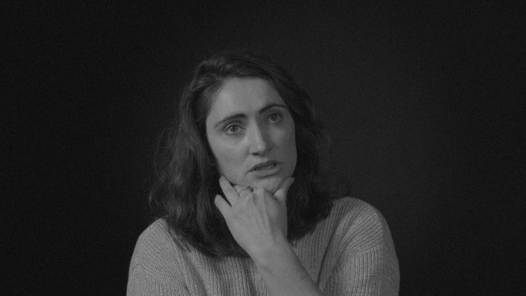 Production still from All or Nothing ; Sheila Rennick: courtesy of Saskia Vermeulen & Gareth Nolan.