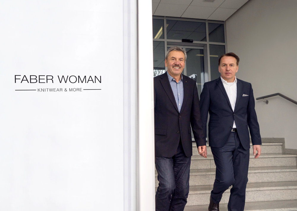 Faber Management: Walter and Markus Faber