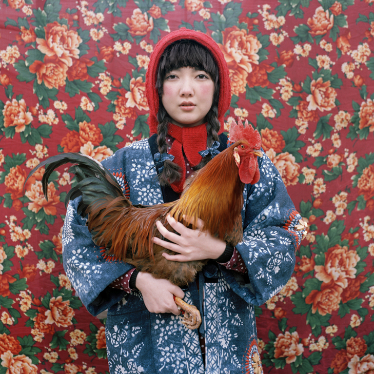 Liu Shuwei, series Childhood Revisited