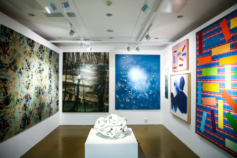 Pékin Fine Arts Gallery at JingArt 2018