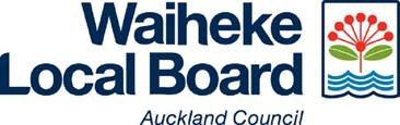 WCHT is funded in part by a Waiheke Local Board providing funding for media advertisement of the project