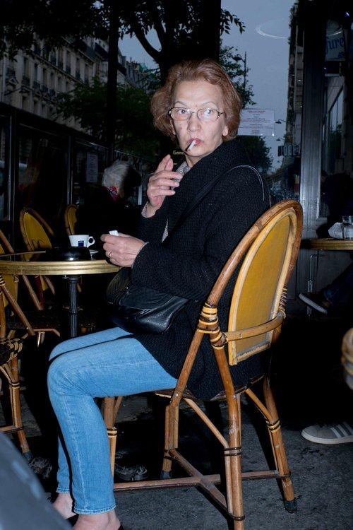 Feng Li,  White Night in Paris