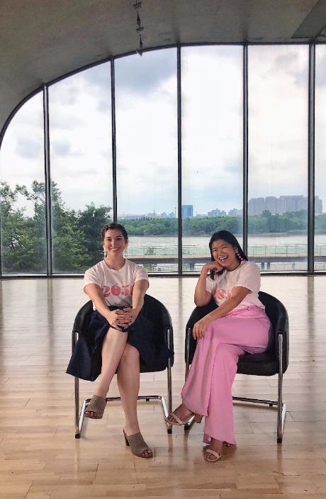 """""""Les musées chinois sont en train de créer de nouveaux modèles"""" - Nicole Ching & Leigh Tanner, co-fondatrices de Museum 2050"""