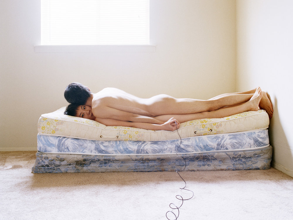 How to build a relationship with layered meanings     (2008), tiré de la série  Experimental relationship , © Pixy Liao, autorisation de l'artiste