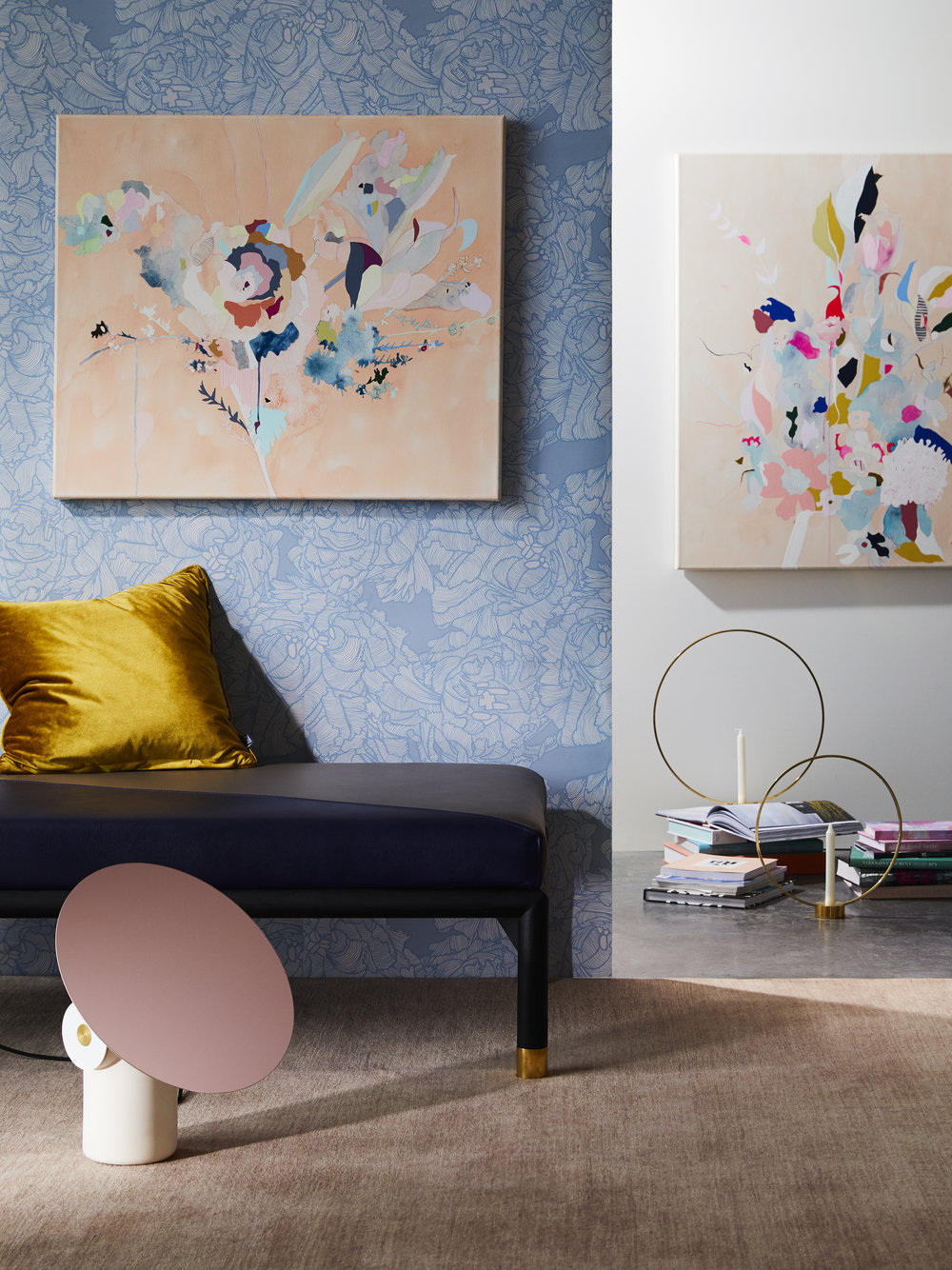 Styling : Greenhouse Interiors & NC Interiors  Photography : Armelle Habib