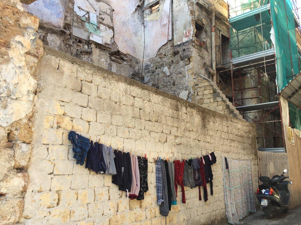 In the Kahlsa, Via Scopari