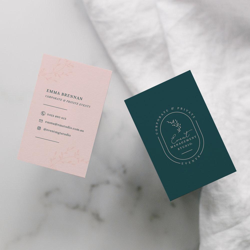 Event Management Studio | Branding