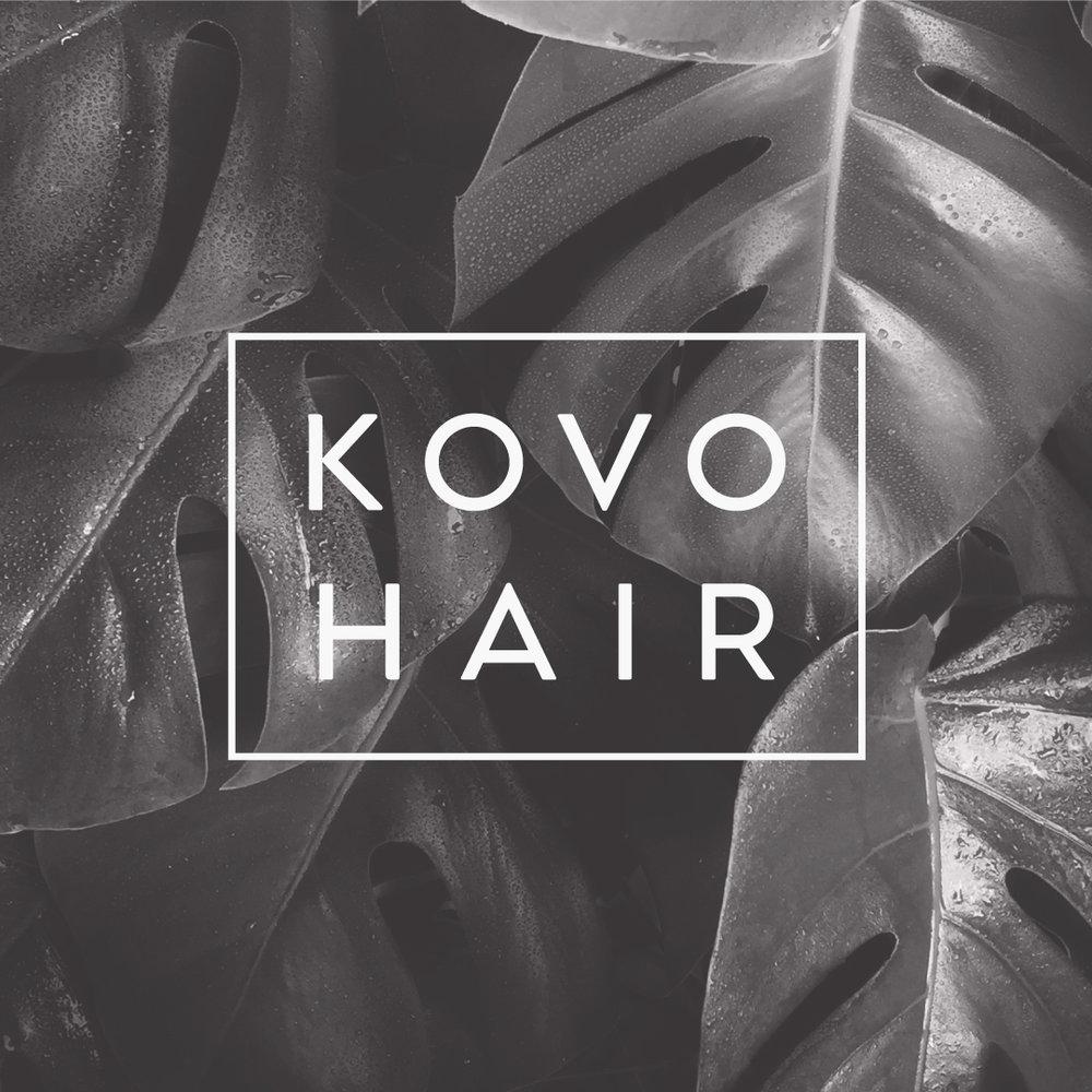 Kovo Hair | Logo