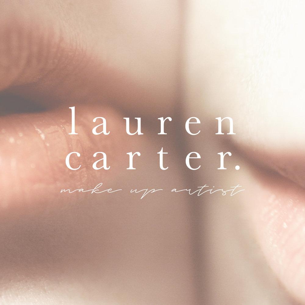 Lauren Carter MUA | Logo Design