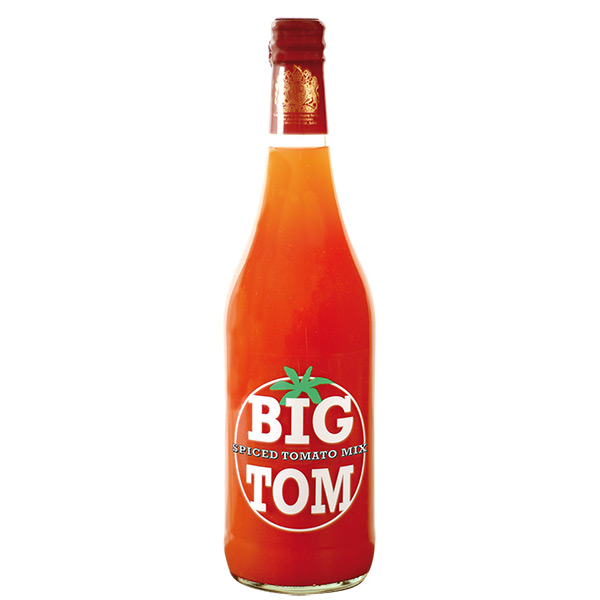75cl / 750ml glass bottle - When you just can't get enough Big Tom, our 75cl bottle is the ideal size for a good flow of spicy tomato mix.