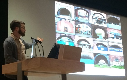 Presenting at Visual Urbanism: Locating Place in Time.  British Library, 2015