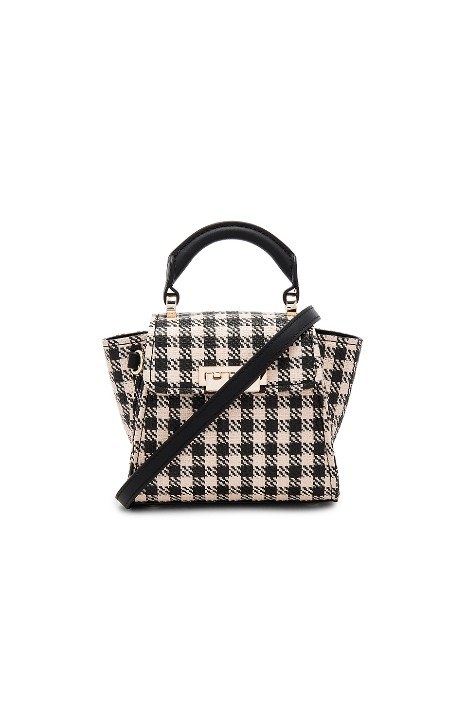 Eartha Iconic Mini Gingham | Zac Zac Posen $295