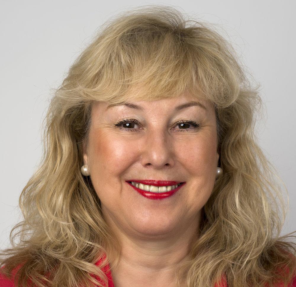 Barbara Christen, Inhaberin + Organisatorin