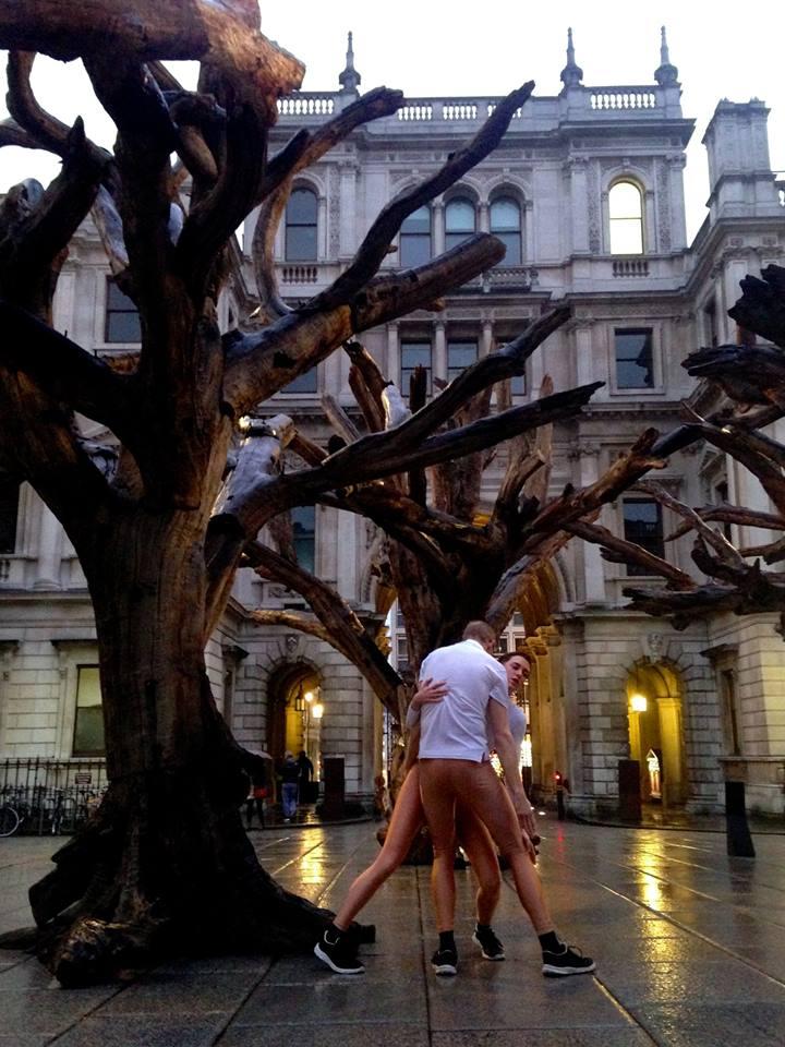 Royal Academy of Arts, 2015. Photo:Elena Voce