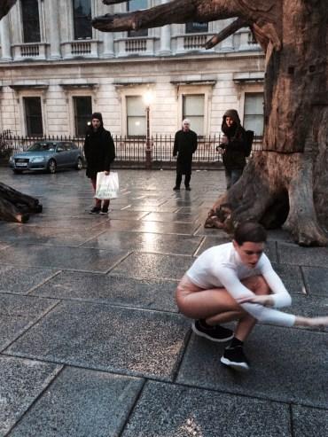 Royal Academy of Arts, 2015. Photo:Sara Sassanelli