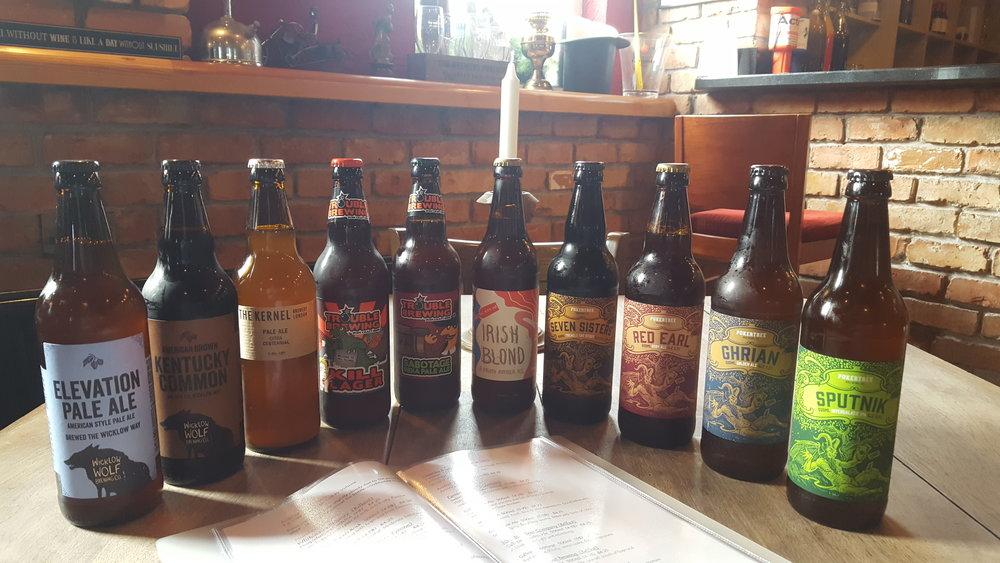 Craft Beer at The Speckled Hen Lisburn
