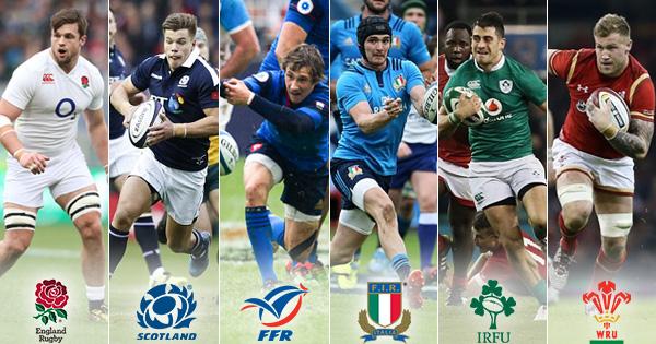 6 Nations Rugby  Ireland v Italy