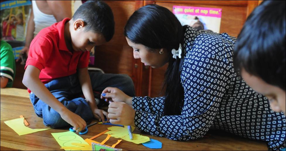 $200 GIFT - Pays for Preschool furniture, handmade in Nicaragua