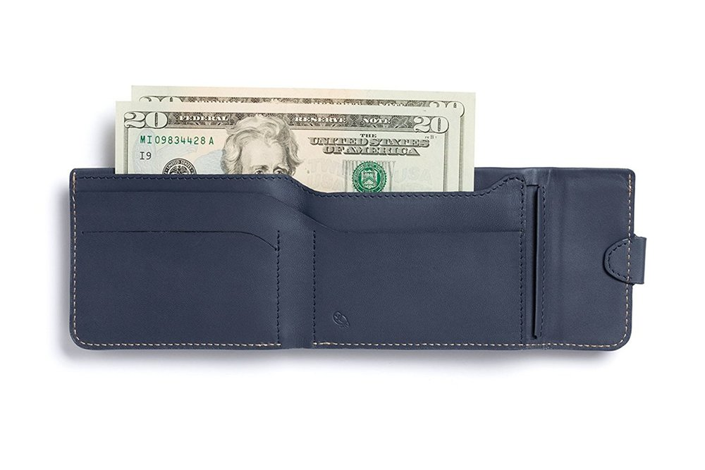KEEP IT SLIM. - That's the name of the game... Something these wallets stay true too.