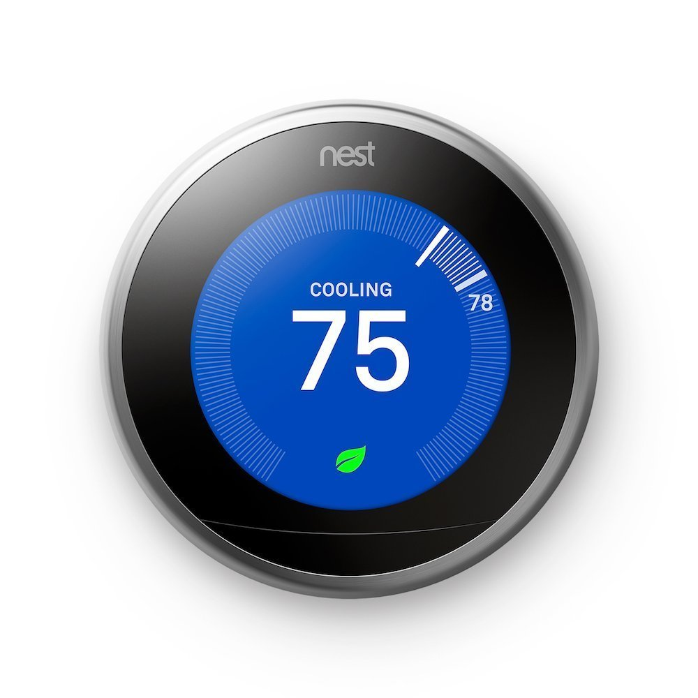 3 GENERATIONS. -   This is the 3rd generation NEST learning thermostat which means it's gotten even better!