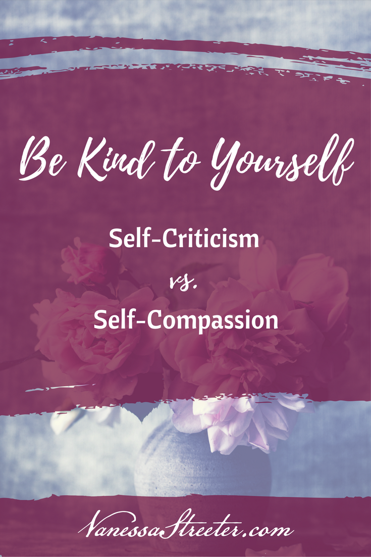 If you find yourself stuck, self-criticism may not be a way to motivate yourself. If anything, chastising yourself makes the problem worse. Self-critism can make you feel paralyzed. It's time to try something different: Learn to be kind to yourself. Be self-compassionate.