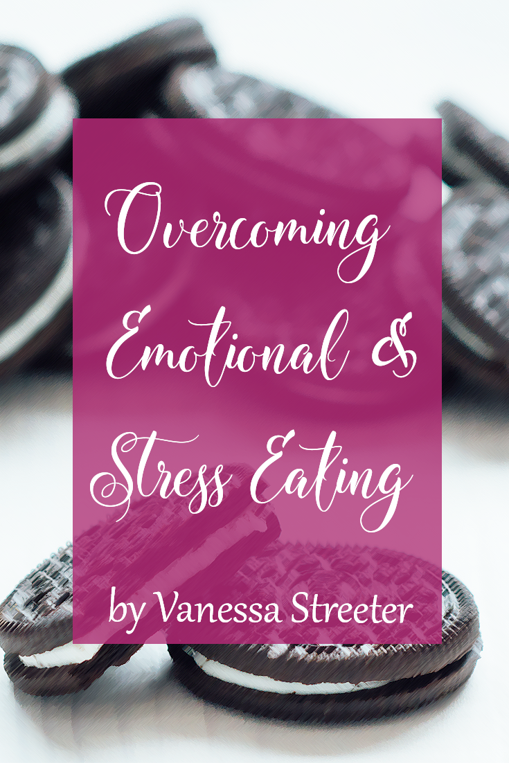Having trouble with emotional and stress eating. Check out this guide for a step-by-step guide that'll help you stop stress eating.