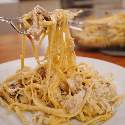 A Yummy Tetrazzini Recipe -