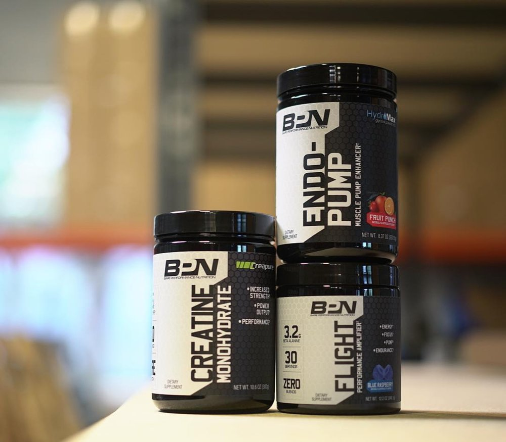 My favorite supplement brand… - Owned by a previous Army Infantry Platoon Leader Nick Bare with his brother Preston.