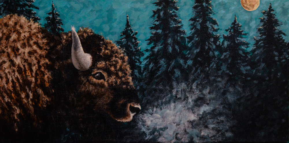 """Bison"" - AVAILABLE"