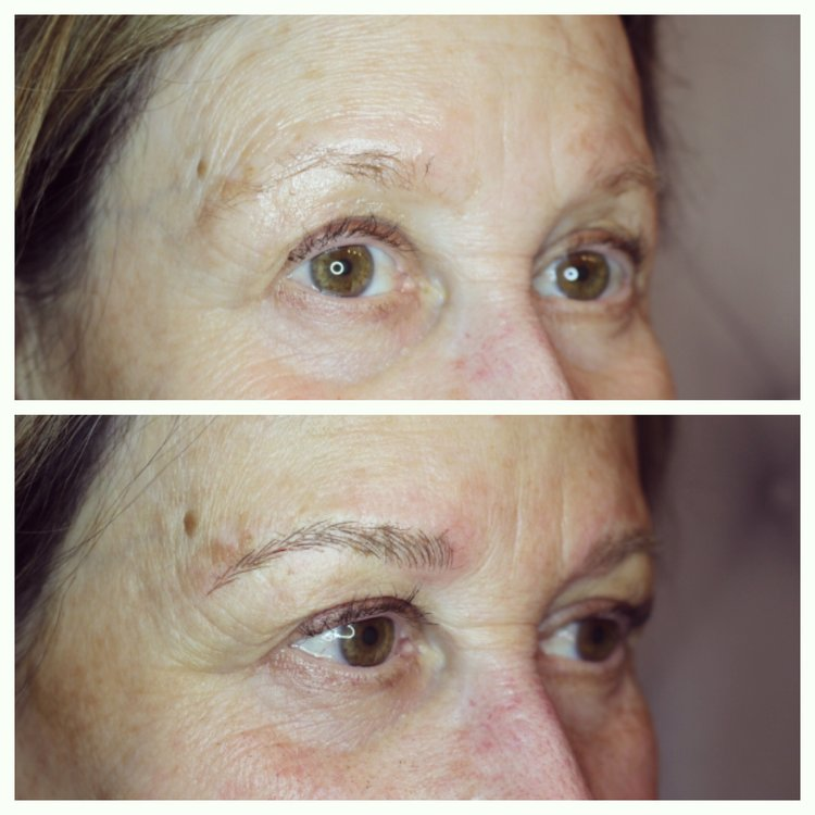 microblading, before and after microblading, microbladed brows, new york brows, eyebrow tattoo, tattoo eyebrows, microblade tattoo.jpg
