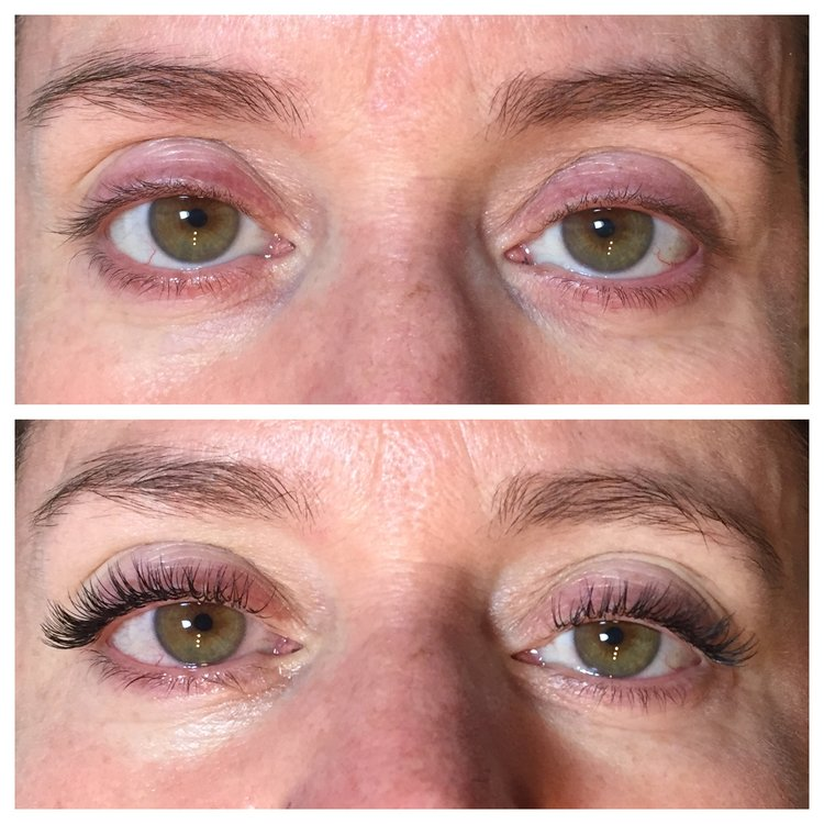 before and after lash extensions, eyelash extensions, lashes, new york lashes, new york lash artist.jpg