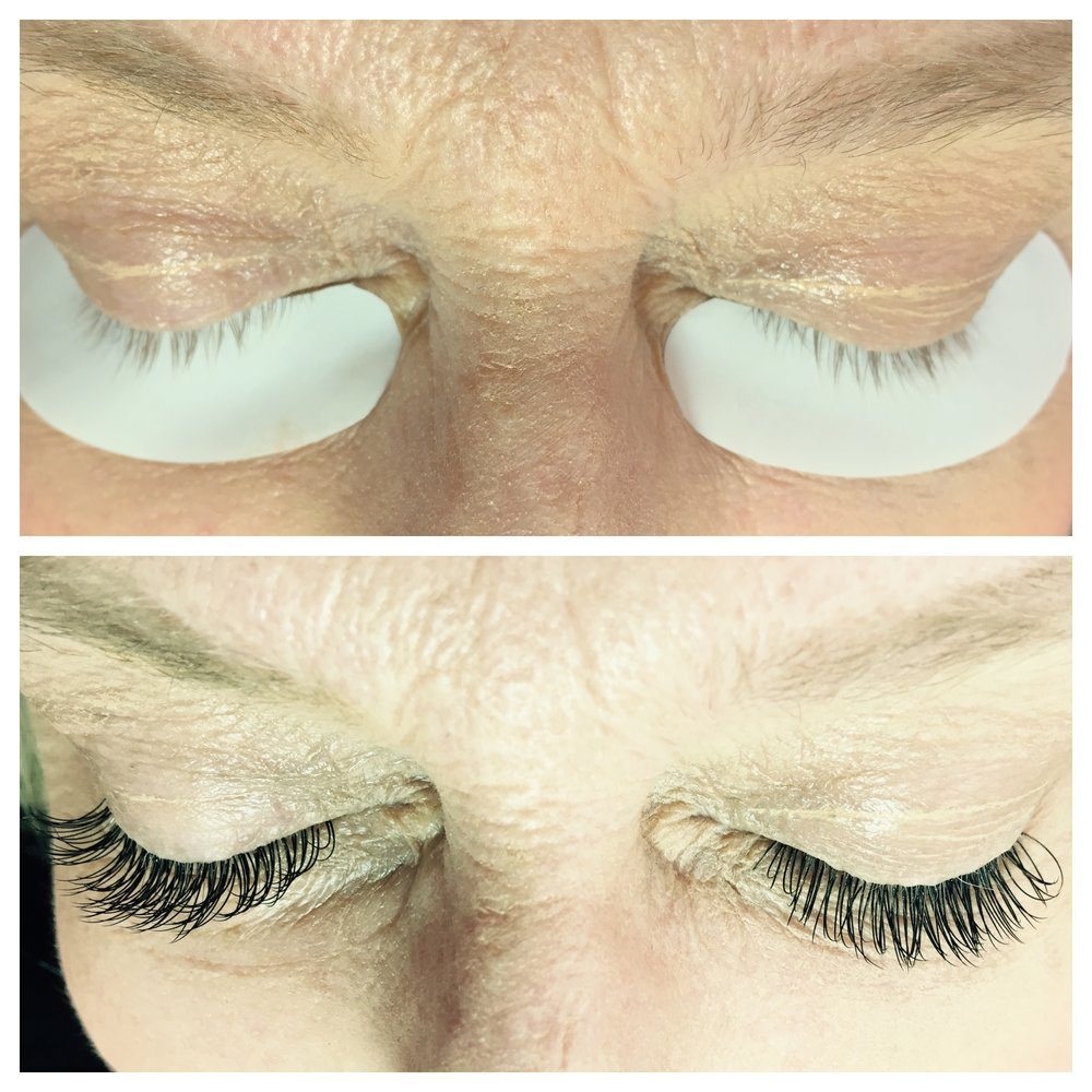 before after lash extesnsions, lashes, lashextensions ,amy kendall, brooklyn, lash artist,1.JPG