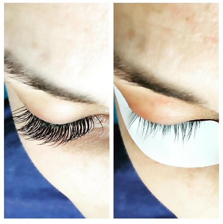 Eyelash Extensions Amy Kendall