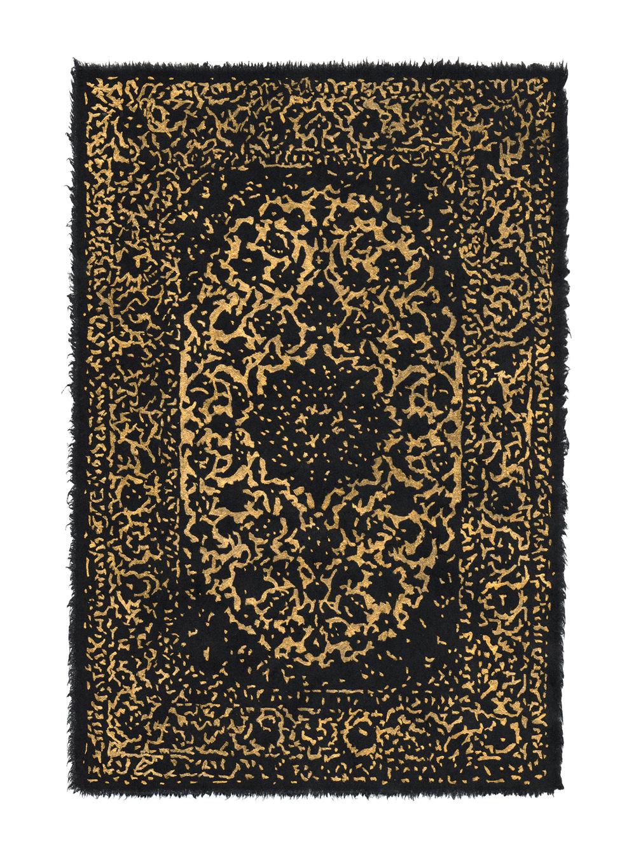 Magic Carpet No. 28