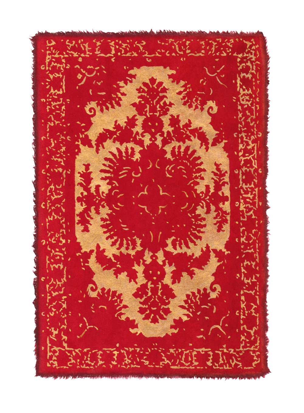 Magic Carpet No. 27