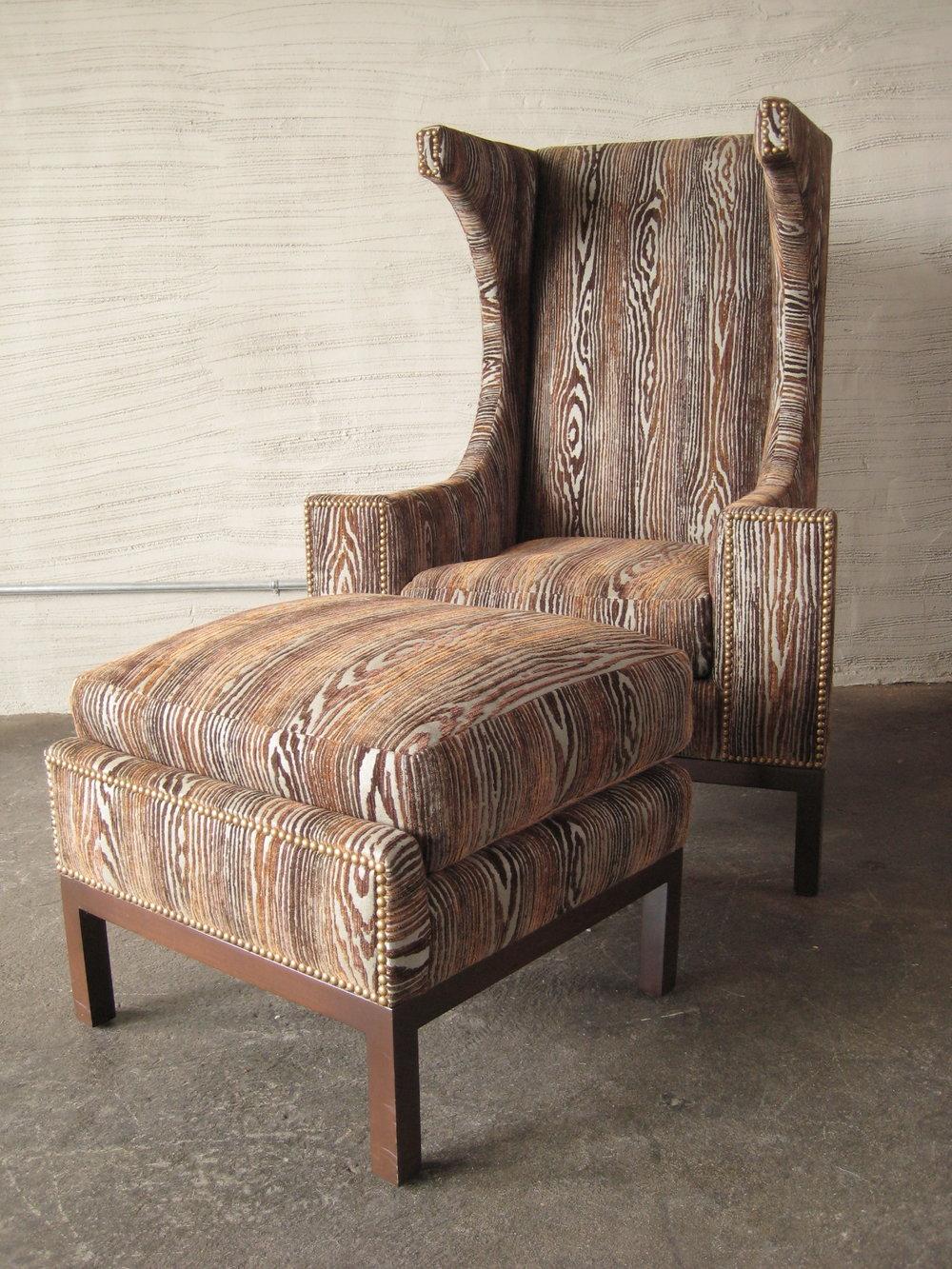 4#Huck Chair & ottoman.JPG
