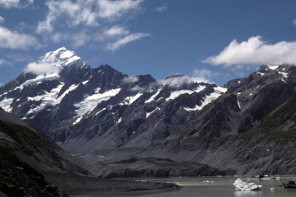 Aoraki/Mount Cook.