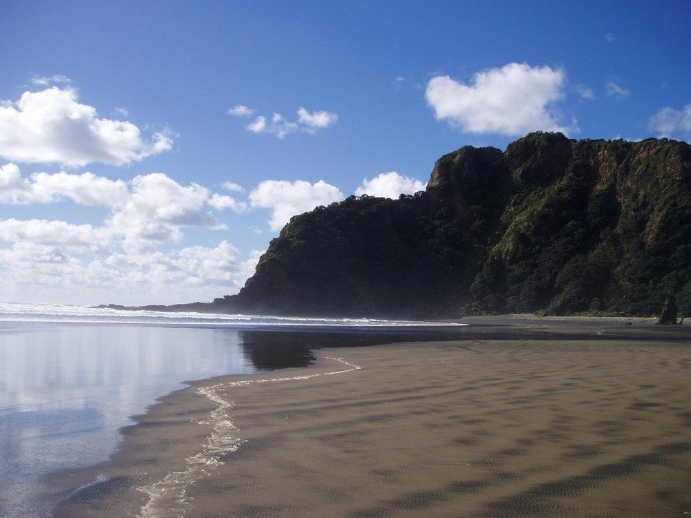Kare Kare Beach.